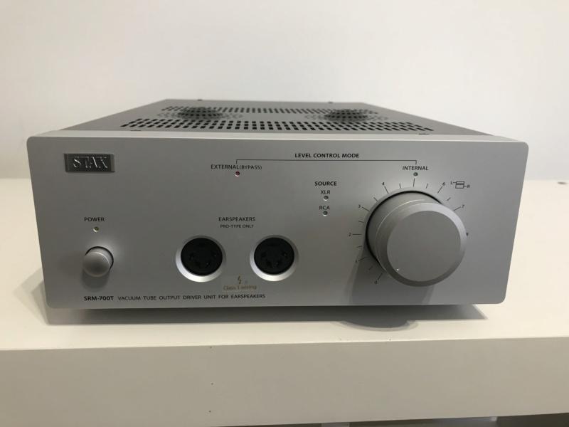 Amplificatore STAX SRM-700T Img_3927