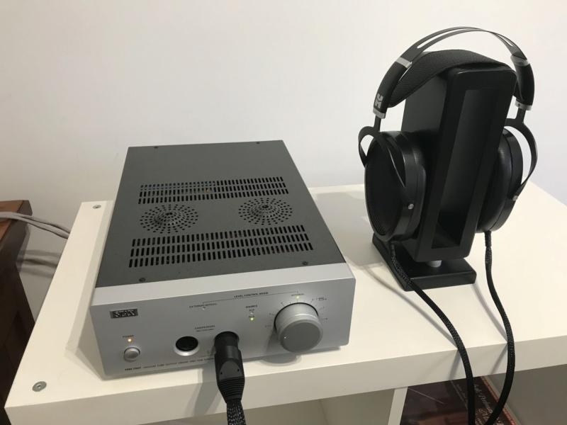 Amplificatore STAX SRM-700T Img_3930