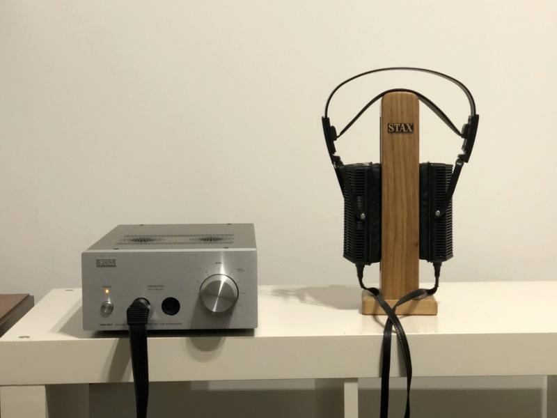 Nuovo Amplificatore STAX SRM-500T - Anteprima italiana Img_4614