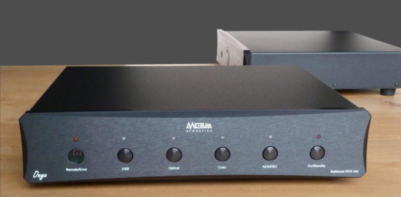 DAC Metrum Acoustics Onyx Onyx-j10