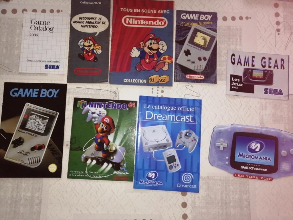 Recherche catalogue sur les anciennes consoles 5024c710