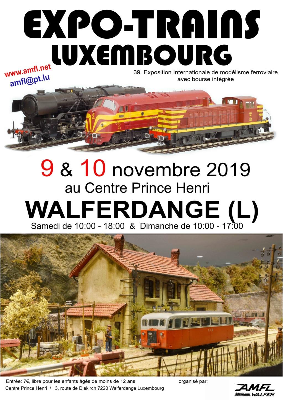 Walferdange. 9 et 10 novembre 2019  Z611