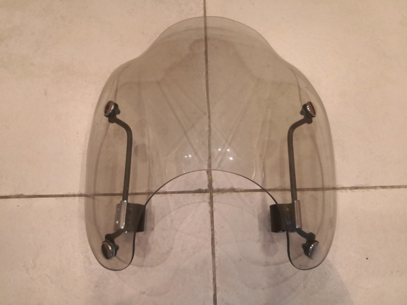 PETITES ANNONCES - Bulle avant VN900 CUSTOM transparente 16066610