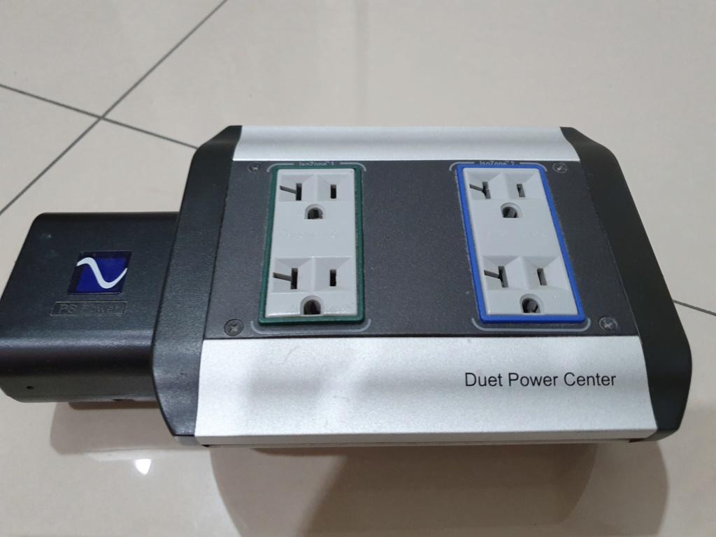PS Audio Duet Power Center 20200613