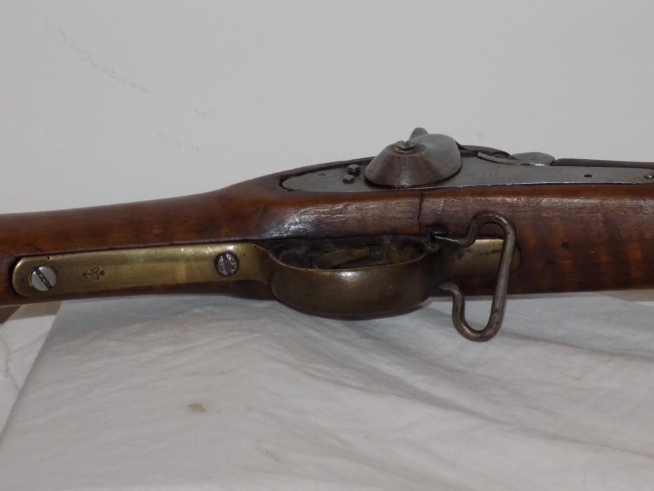 Fusil infanterie Enfield modèle 1842 1115