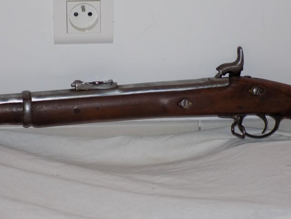 Fusil infanterie Enfield modèle 1842 1212