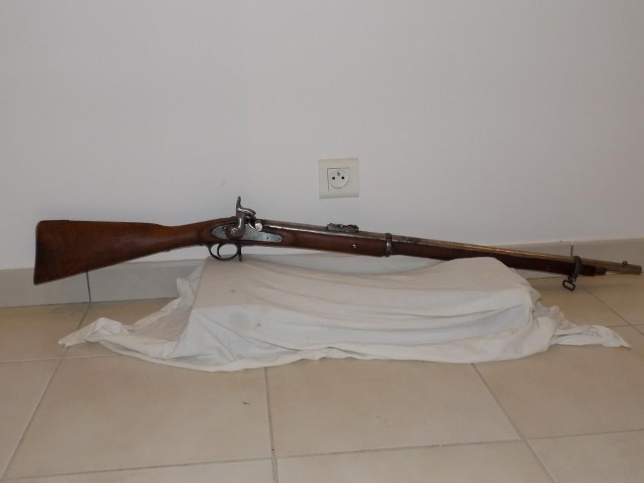 Fusil infanterie Enfield modèle 1842 151