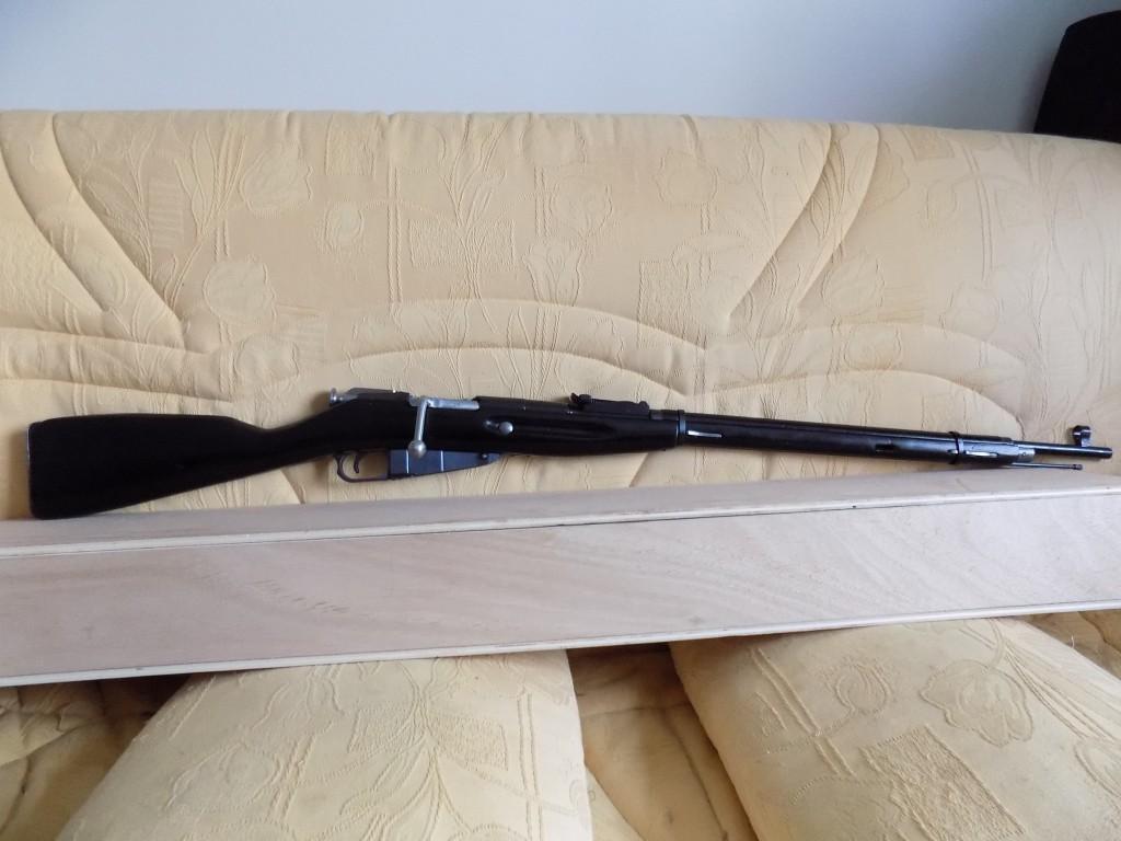 Un Mosin Black 222