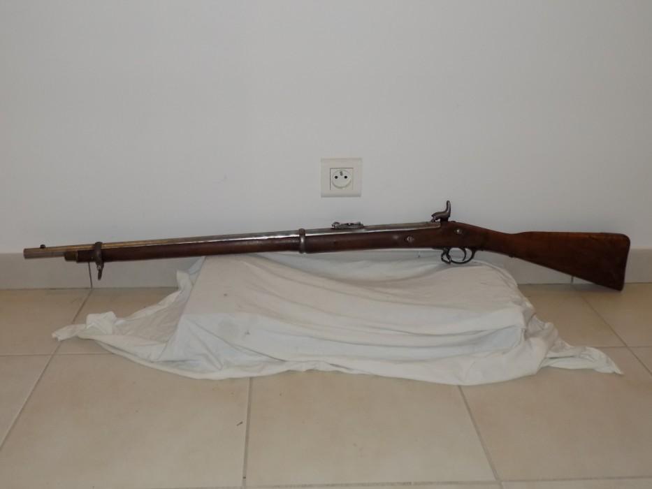 Fusil infanterie Enfield modèle 1842 247