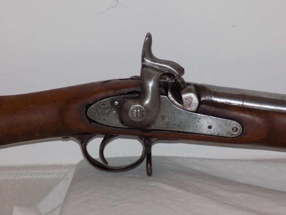 Fusil infanterie Enfield modèle 1842 347