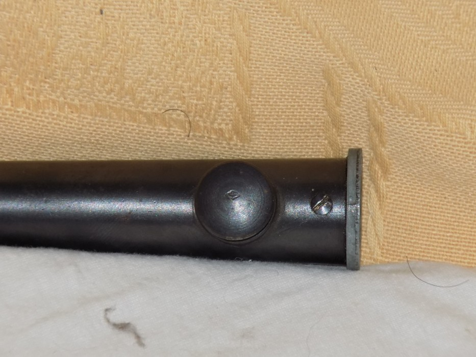 Confirmation identification baionette lee enfield 443