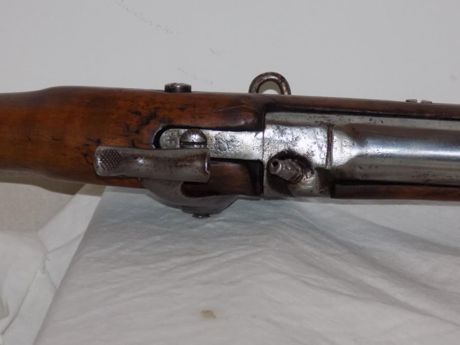 Fusil infanterie Enfield modèle 1842 729