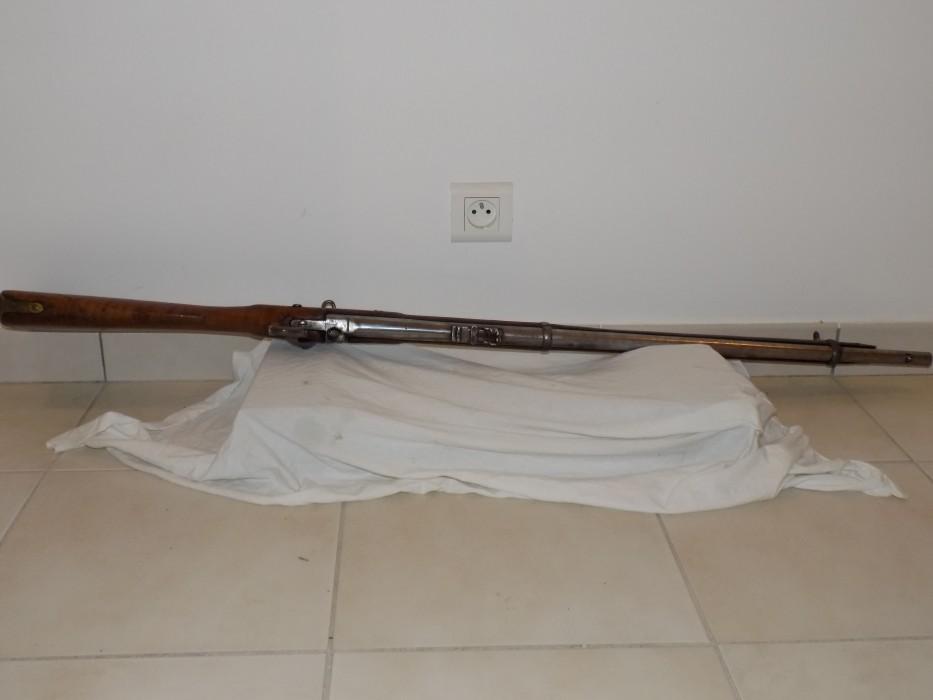Fusil infanterie Enfield modèle 1842 827