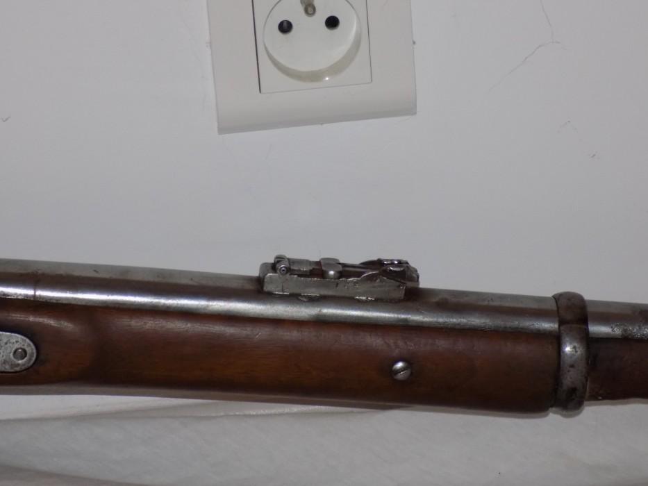 Fusil infanterie Enfield modèle 1842 921