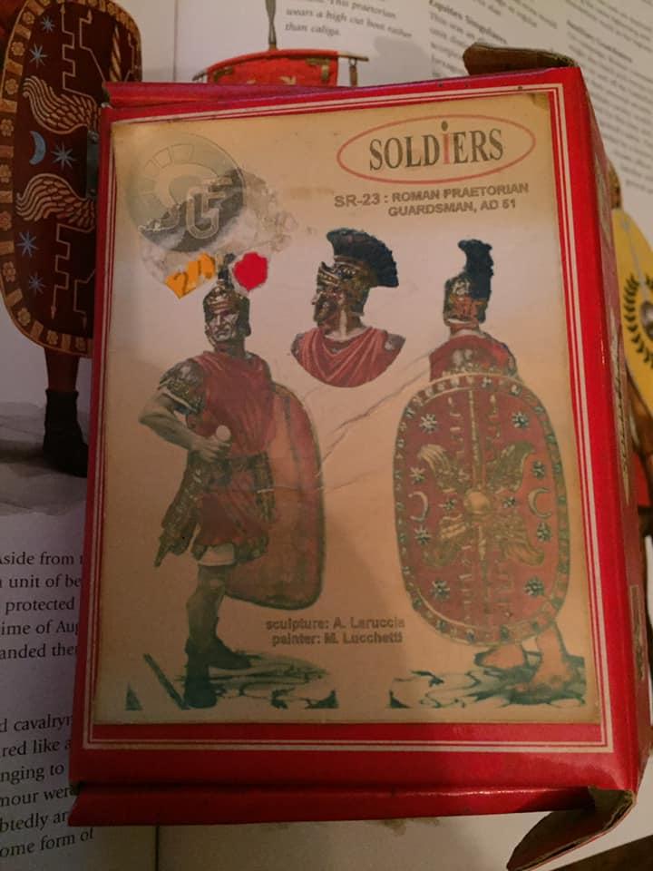 garde pretorienne de chez soldiers 46525810