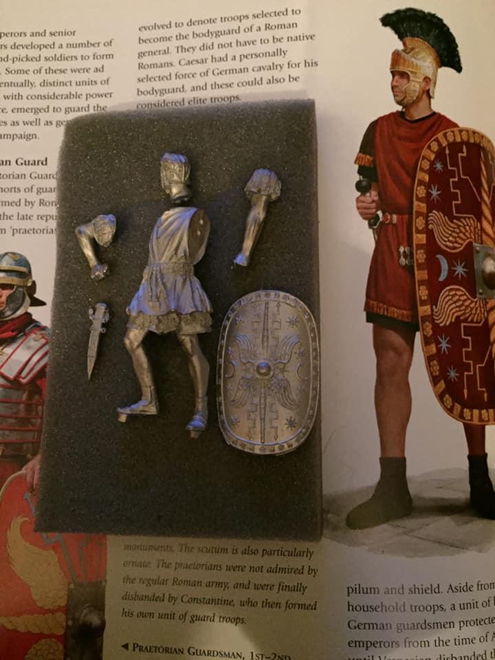 garde pretorienne de chez soldiers 46801510