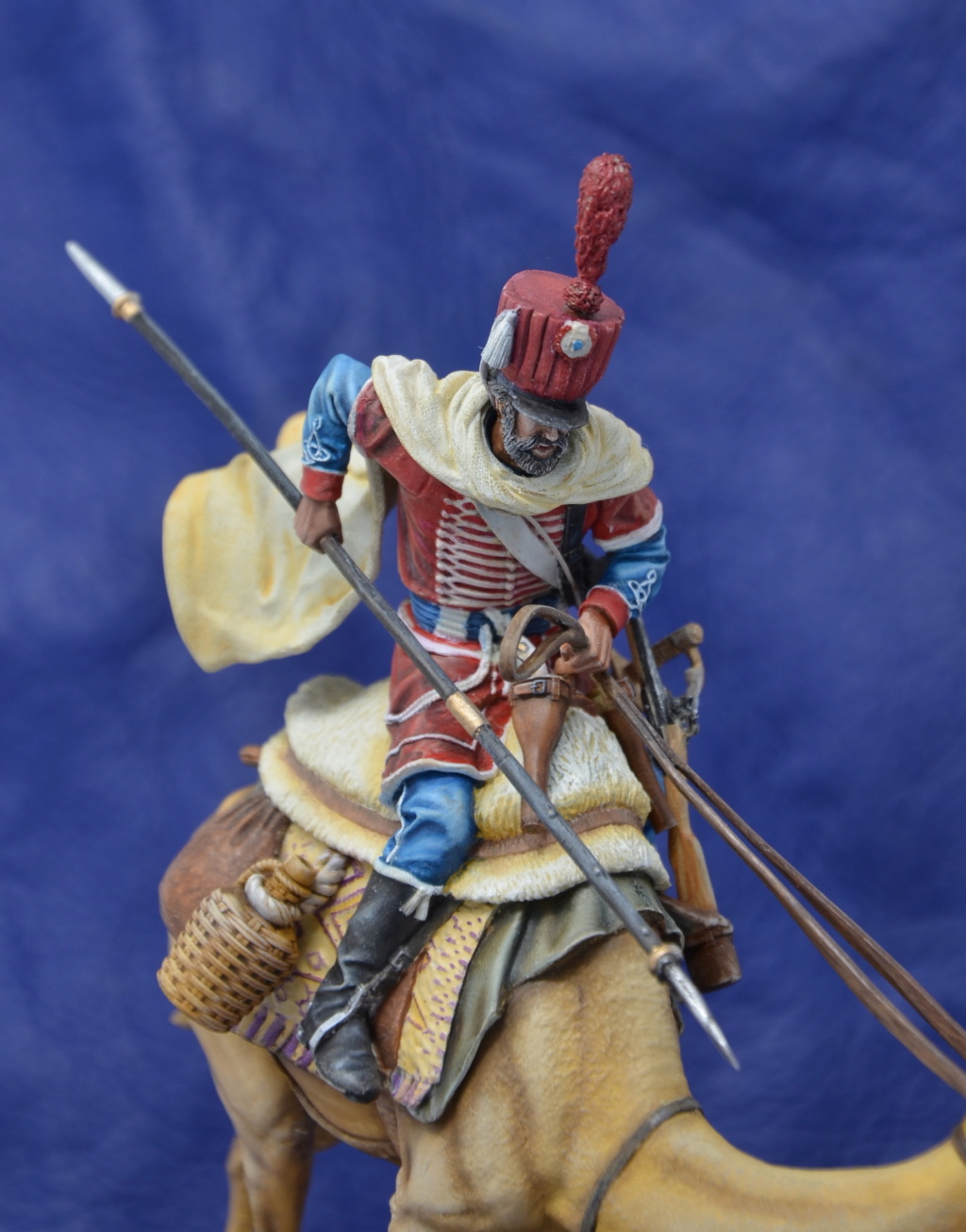 regiment des dromadaires, rpmodels Dsc_0227