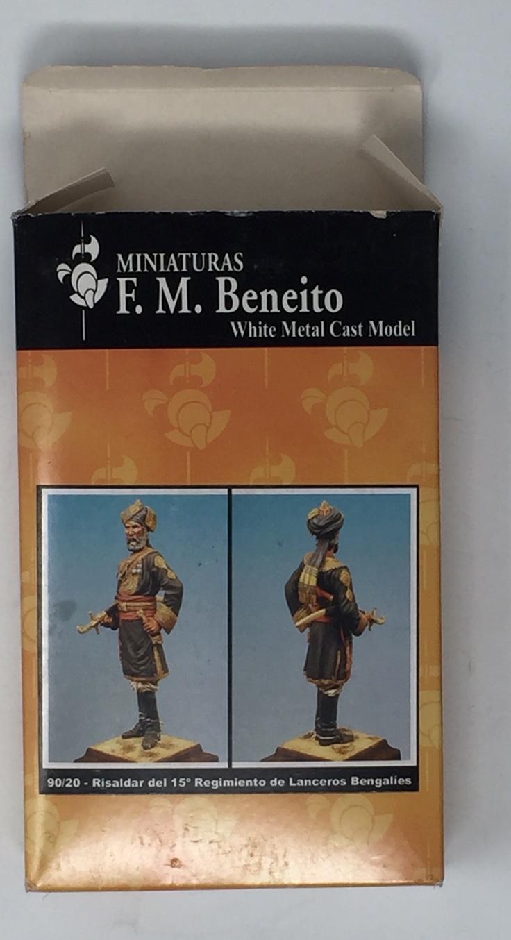 15° de régiment lancier du bengal de chez beneito 90 mm Img_3920