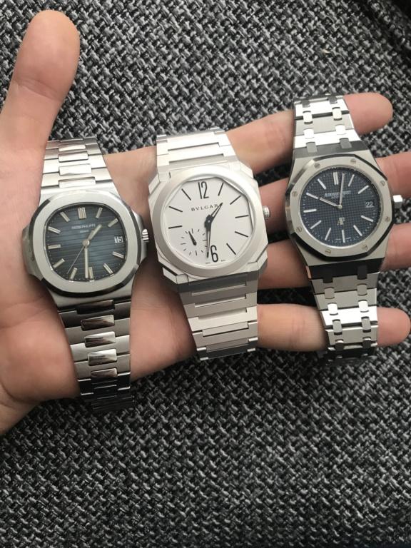 Bulgari Octo Finissimo : une montre sport chic iconique ?  16b8b010