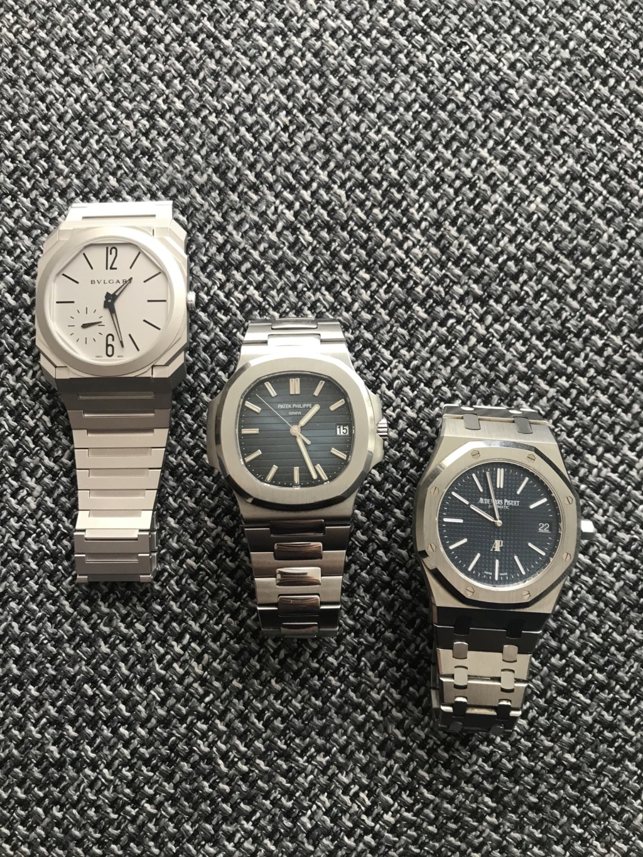 Bulgari Octo Finissimo : une montre sport chic iconique ?  37975410