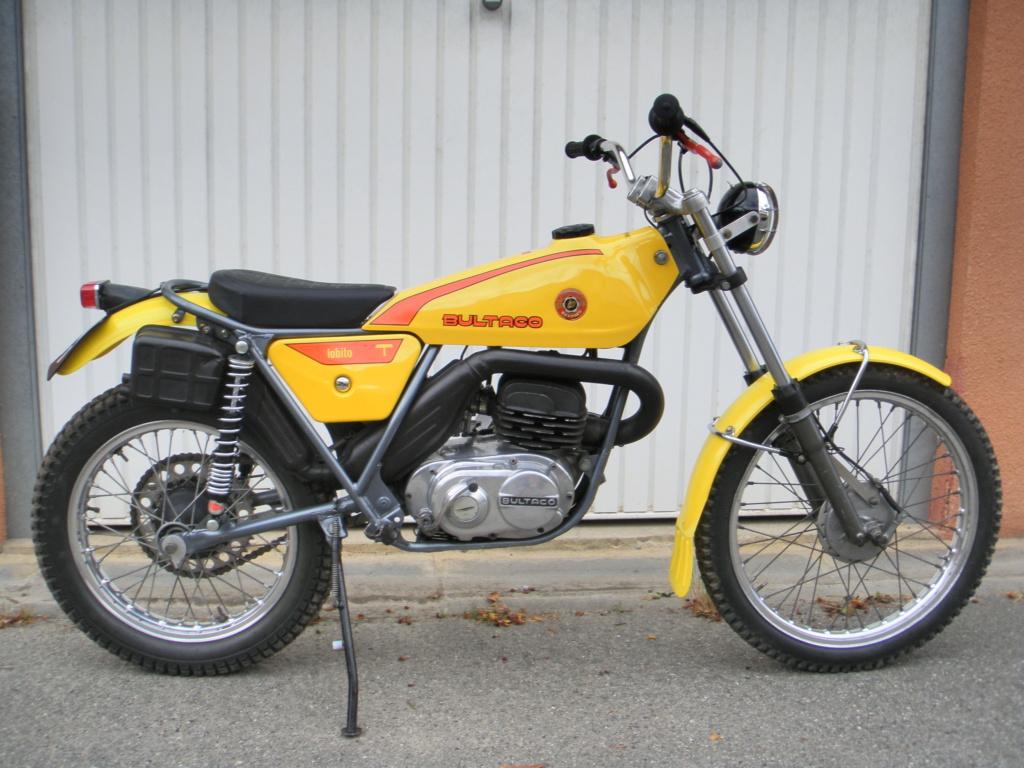 Bultaco 125 sherpa 1977 P6290510