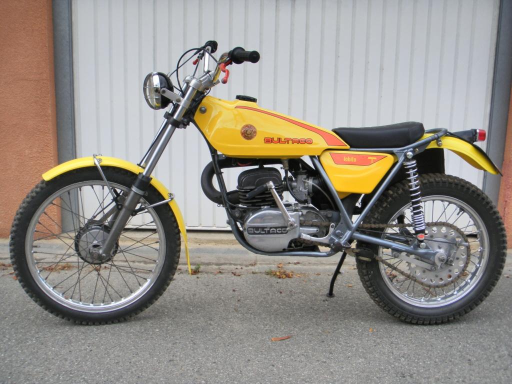 Bultaco 125 sherpa 1977 P6290511