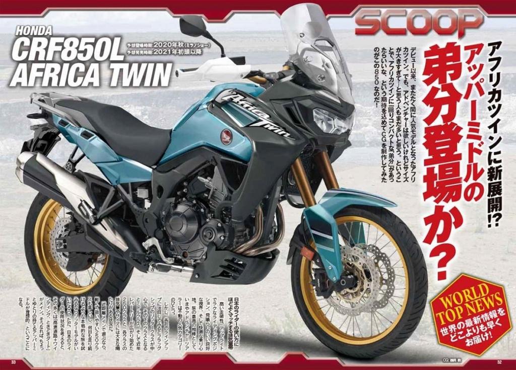 Africa Twin 800, 850 ? ... Honda-10