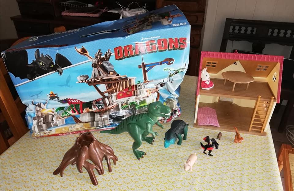 Trouvailles en Brocante, Bourse Aux jouets, Vide Greniers ... - Page 62 67105410