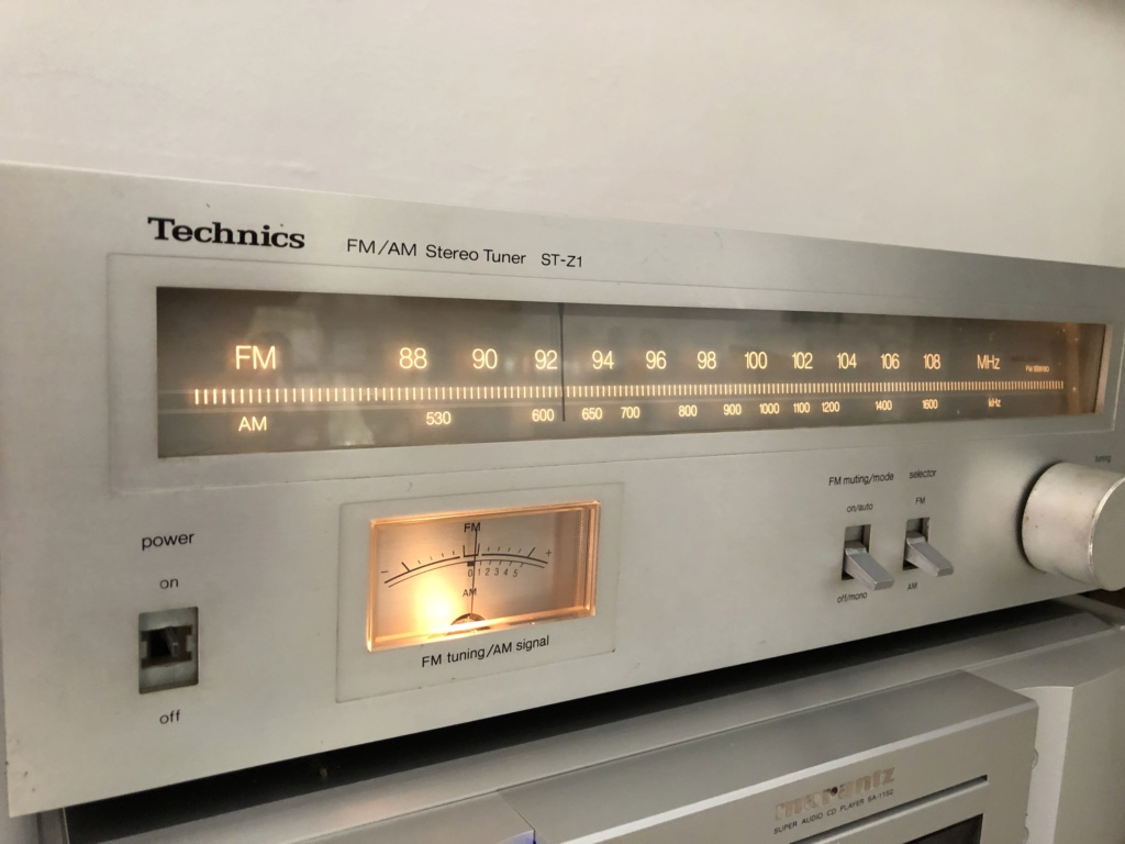 Technics ST-Z1 Tuner  Img_1610