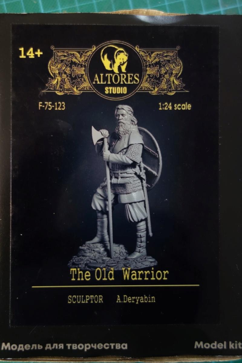 The Old Warrior Dsc03110
