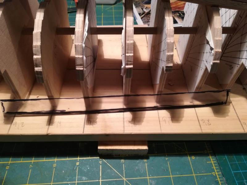 Slawenboot  Planke10
