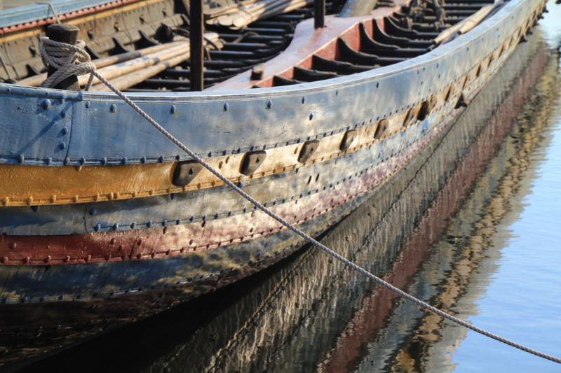 selbstkebende Nieten/Nägel für den Schiffsbau Roskil28
