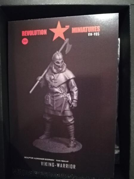 Viking Warrior, die zweite V115