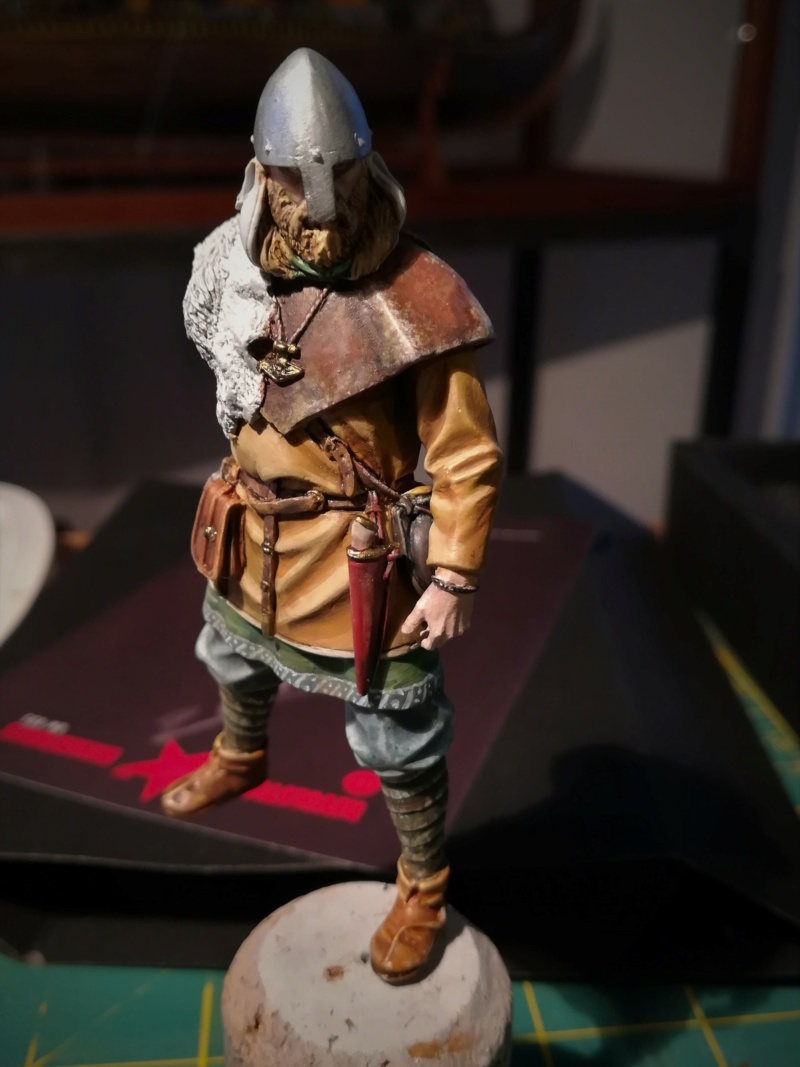 Viking Warrior, die zweite V319