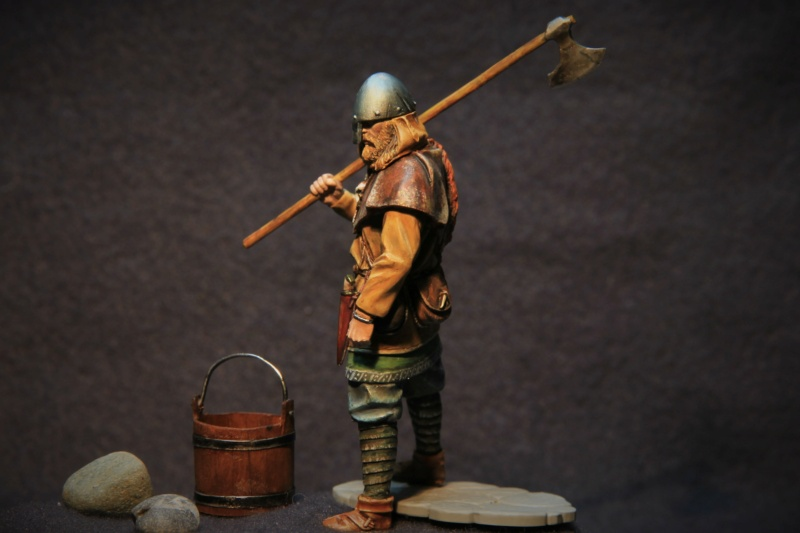 Viking Warrior, die zweite V614