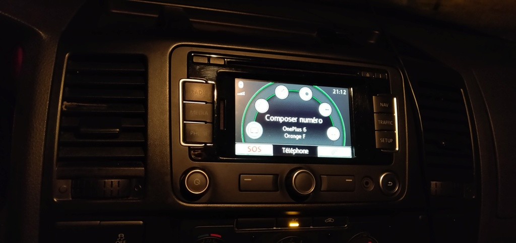Vendu  autoradio rns 315 bluetooth avec code pin et micro 210e Img_2017
