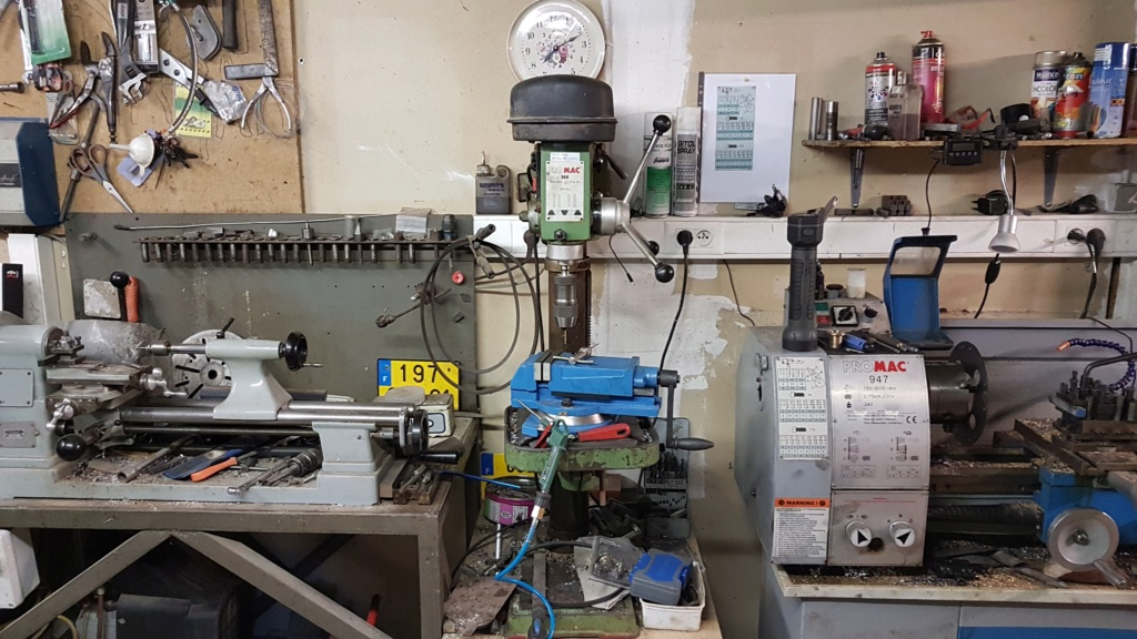 Refabrication de support d'enjoliveur de roue 20181115