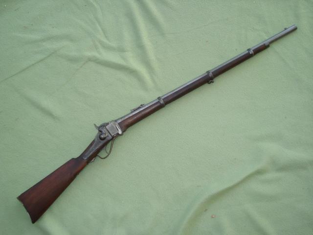 Sharps carbine Dsc01911