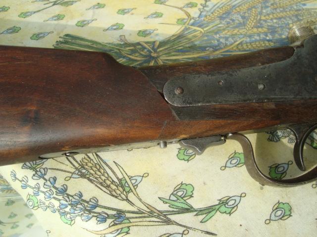 Sharps carbine Dsc01915
