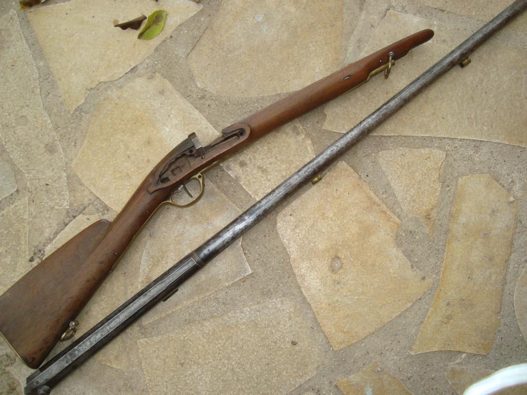 Fusil XVIII ème Dsc02716