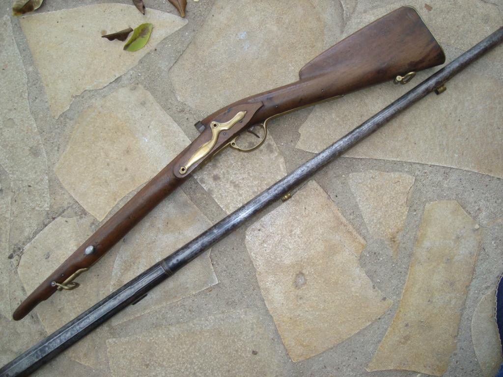Fusil XVIII ème Dsc02717