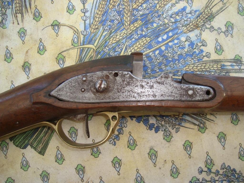 Fusil XVIII ème Dsc02722