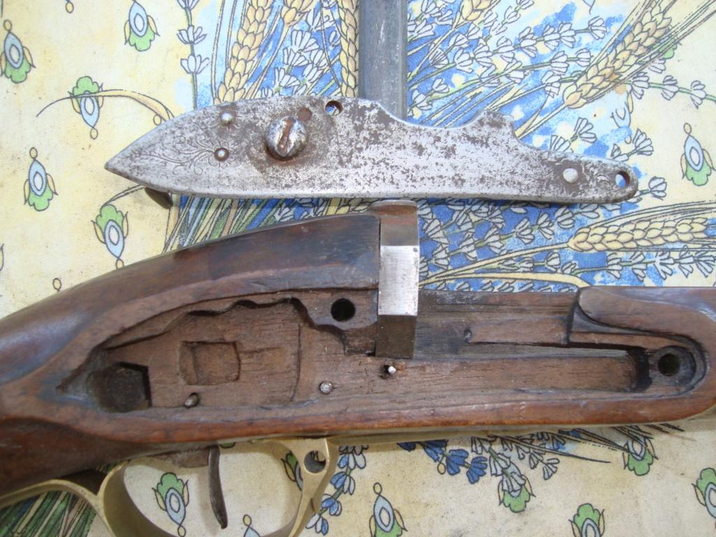Fusil XVIII ème Dsc02723