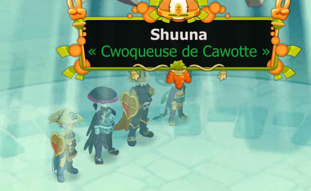 Shuuna, la copine de ses copains Honann, Ruhlaz et Eyzil (au sens amical du terme, enfin... Le titre devient trop long <3 ) Shuuna11