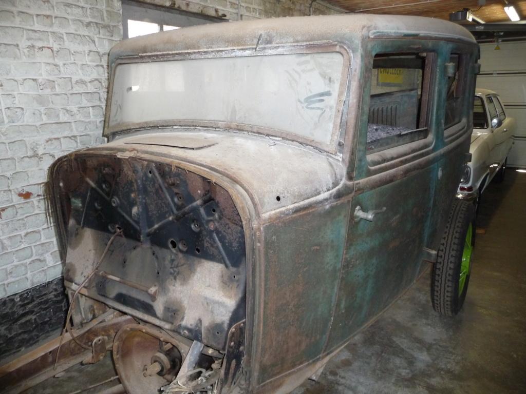 Coque de Ford 32 4 portes VENDU P1060011