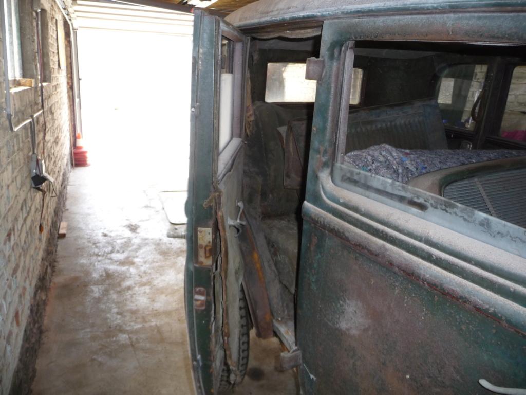 Coque de Ford 32 4 portes VENDU P1060019