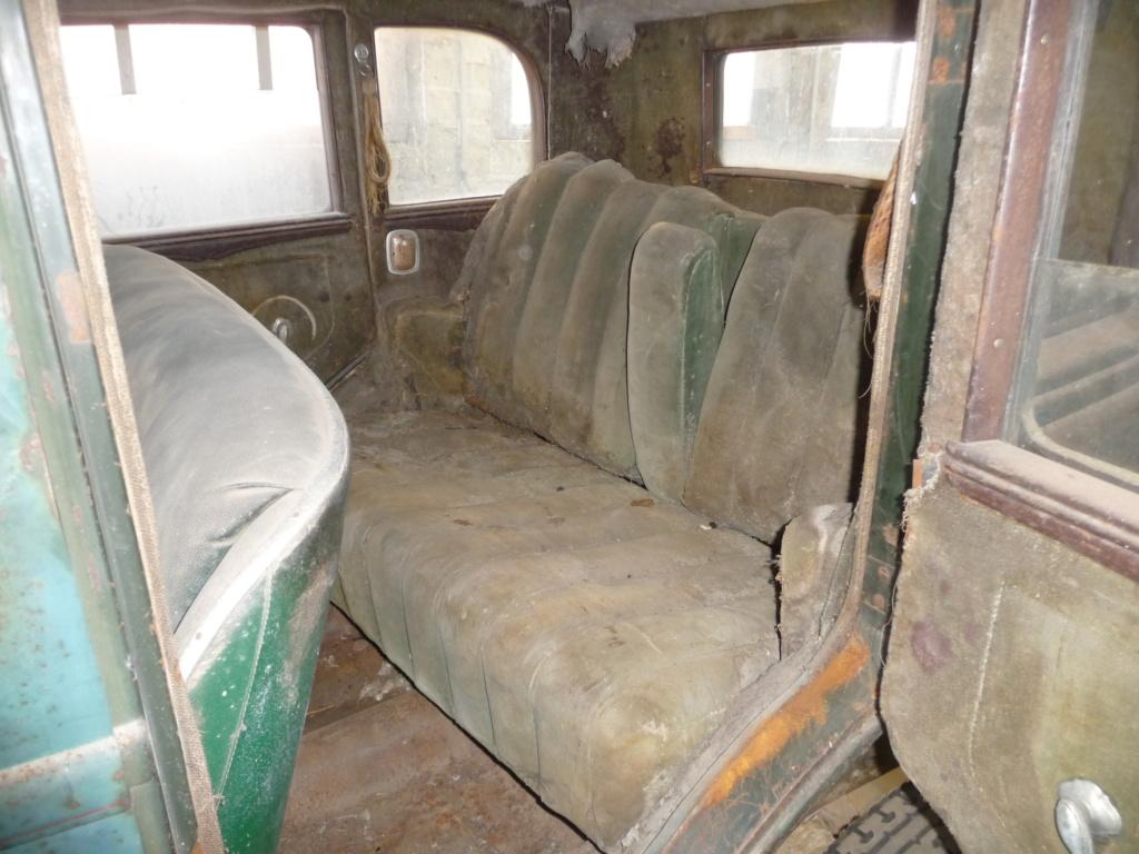 Coque de Ford 32 4 portes VENDU P1060033
