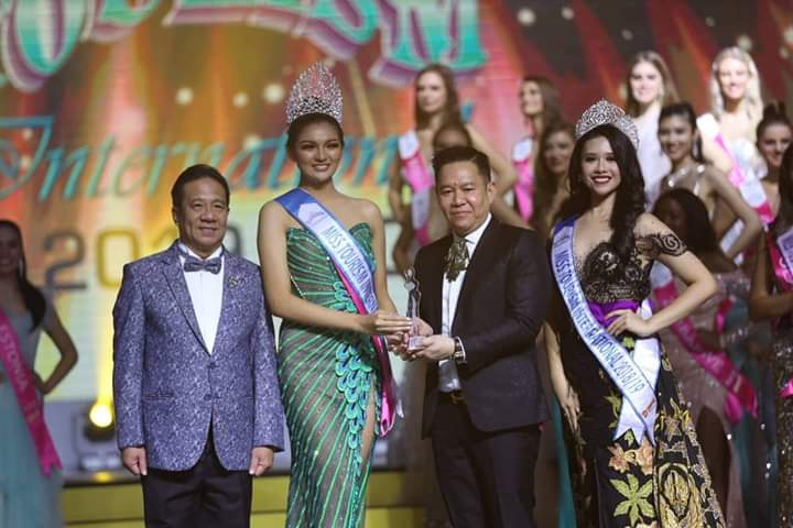 Miss Tourism International 2019 is Philippines, Cyrille Payumo! 74680810