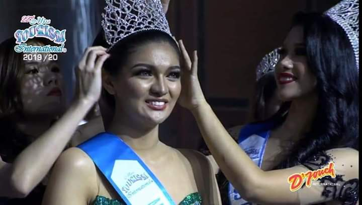 Miss Tourism International 2019 is Philippines, Cyrille Payumo! 74692510