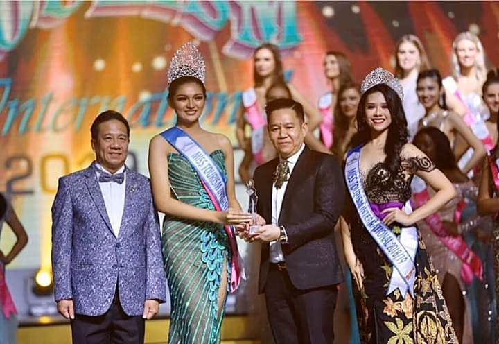 Miss Tourism International 2019 is Philippines, Cyrille Payumo! 74829510